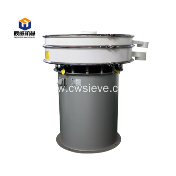 fine mine circular vibrating screener machine